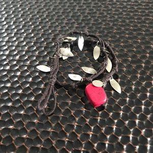 American eagle wrap bracelet